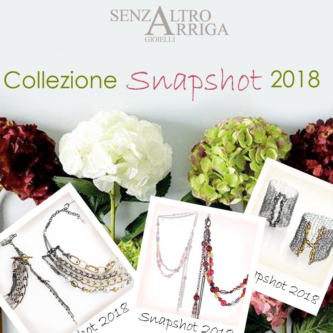 EVENTO MAGGIO 2018 – Mostra Collane SenzAltro Arriga  – di Arriga Gioielli